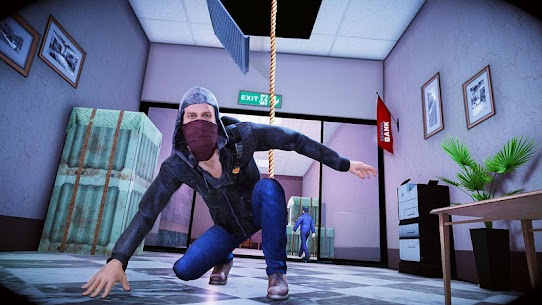 Heist Thief Robbery- Grand Bank Robbery Games 3D 1