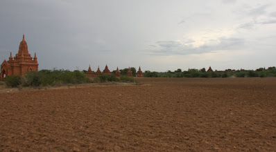 Photo: Year 2 Day 57 -  Typical View of Bagan