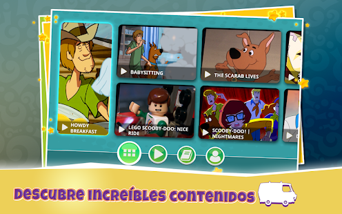 Scooby-Doo Mystery Cases Screenshot