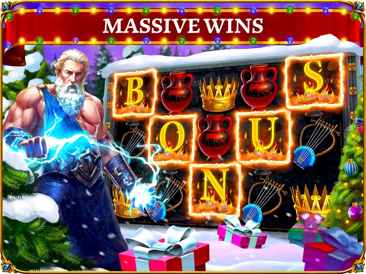 Play real casino slot machines online