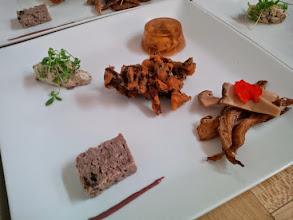 Photo: Entrée menu champignon 2014 6 champi