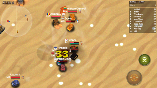 Clash Tank 1.0.0 screenshots 5