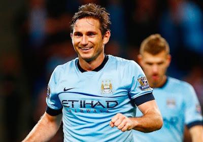 Frank Lampard ne confirme aucune prolongation à City