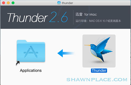 XunLei Thunder for Mac