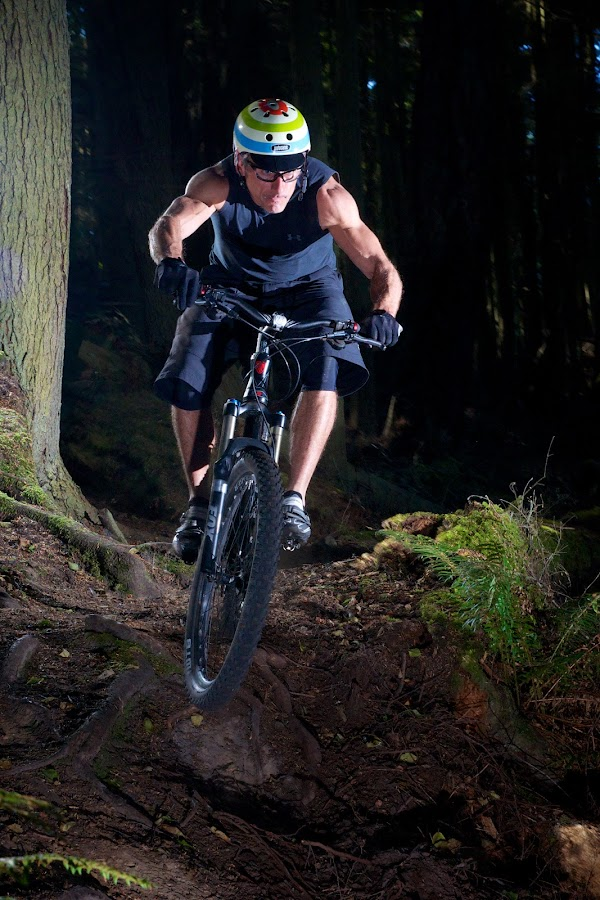 Jump by Aaron Dixon - Sports & Fitness Cycling ( mt biking jump )