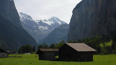 Photo: Jungfrau északi irányból