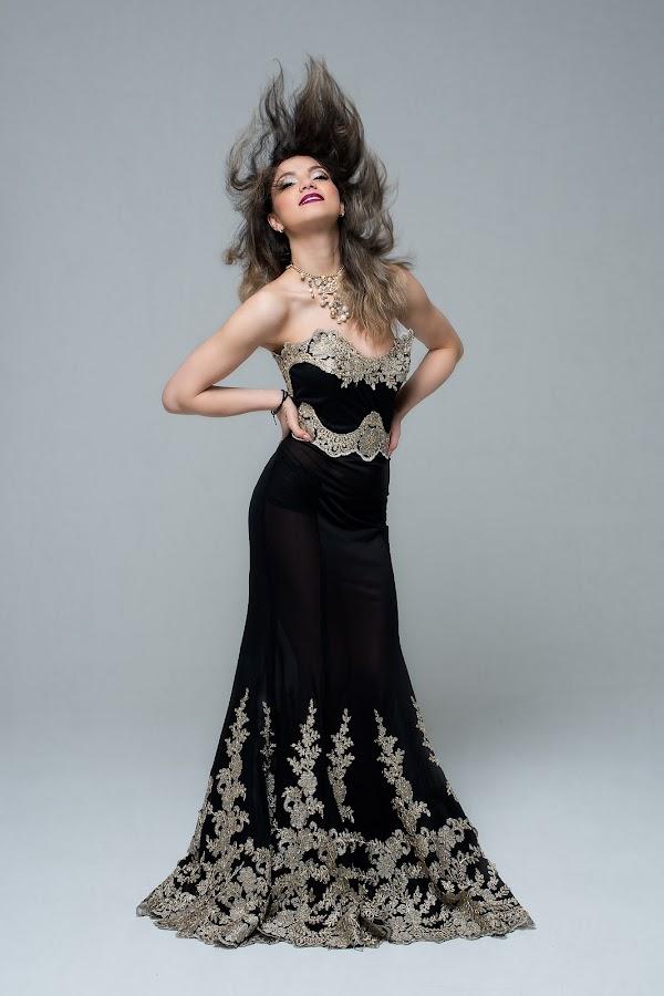 The Bold and the Beautiful by Lazarina Karaivanova - People Fashion ( fasion )