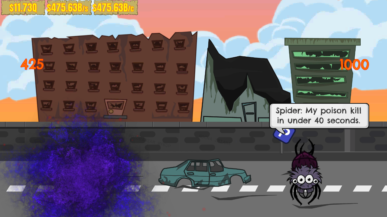 Stickman RPG - Idle Money Clicker- screenshot