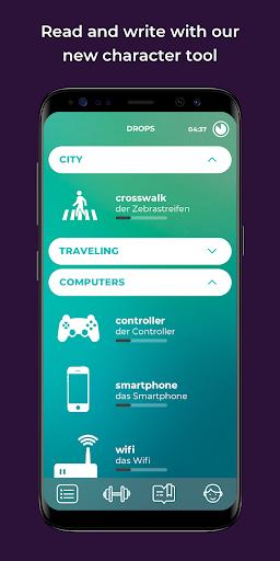 Drops: Learn 33 new languages 31.59 screenshots 2