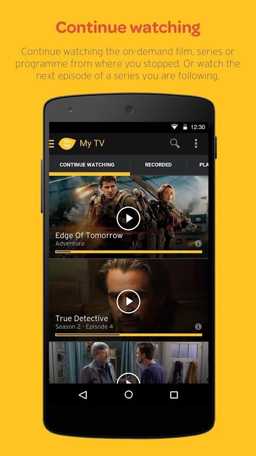 Yelo Play- screenshot