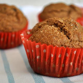 Rye Raisin Muffins.