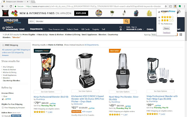 AmazonFilter
