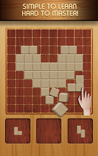Block Puzzle Wood 1010: Classic Free puzzledom 8