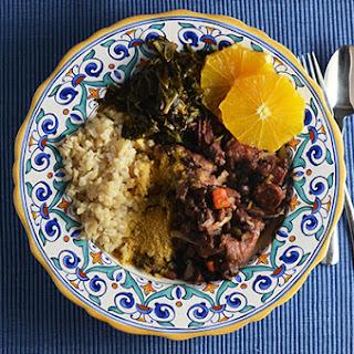 Feijoada Portuguese Bean Stew Recipe
