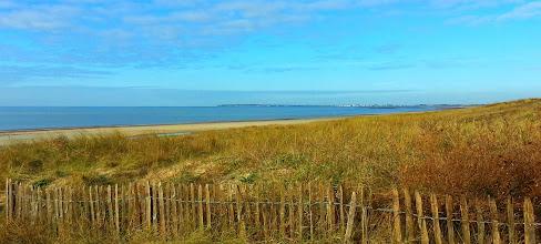 Photo: La plage à Barbâtre (île de Noirmoutier)