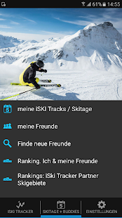 iSKI Tracker- screenshot thumbnail