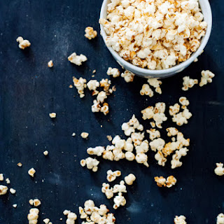 Tangy Tequila Popcorn.