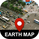 Live Street View - Global Satellite Earth Live Map 3.8