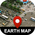 Live Street View - Global Satellite Earth Live Map 3.7 (AdFree)