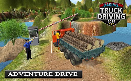 Offroad Transport Truck Driving - Jeep Driver 2020 1.0.6 Screenshots 8