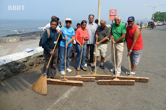Photo: 2014-Cleaning B J Road