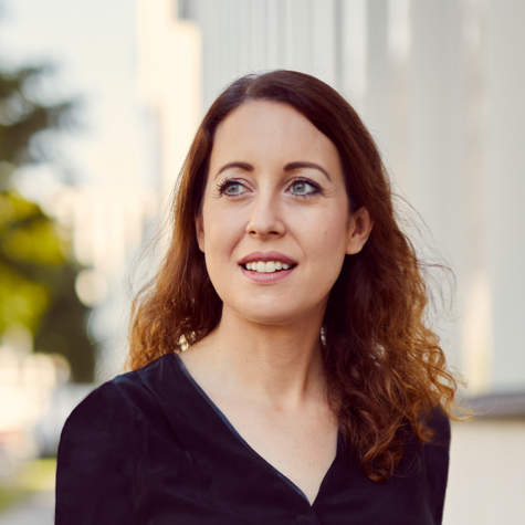 Sabine Borsay ist Produktmanagerin bei Google in München