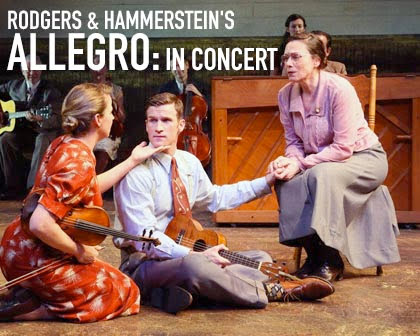Rodgers & Hammerstein's ALLEGRO: In-Concert Musical