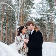 Wedding photographer Darya Obukhova (Daryaesc). Photo of 19.02.2017