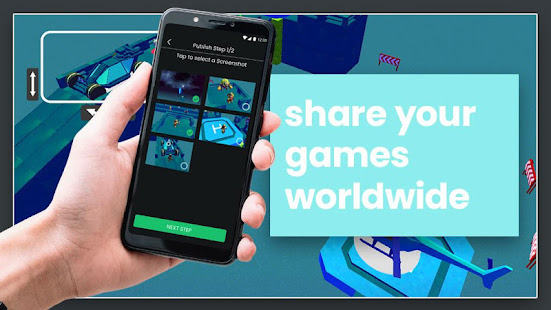 Download Struckd - 3D Game Creator APK to PC