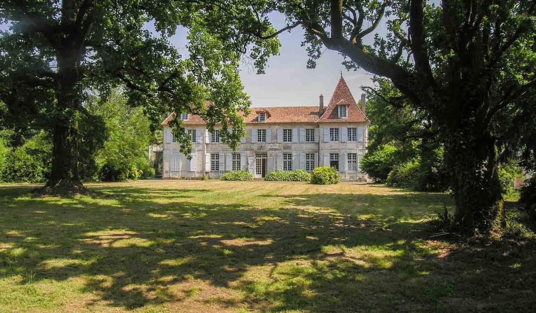 Propriété avec jardin Rivière-Saas-et-Gourby
