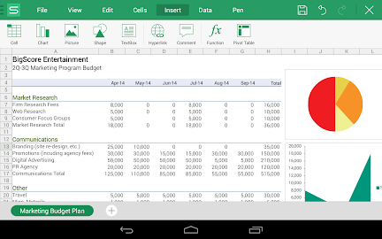 WPS Office + PDF Screenshot 2