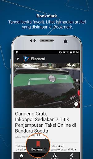 Kompas.com: Berita Terkini, Akurat & Terpercaya 5.5.5 screenshots 2