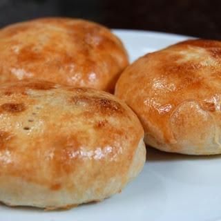 Way Awesome Potato Knishes, Kasha Knishes.