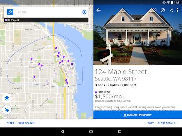 Zillow Rentals - Houses & Apts Screenshot 10