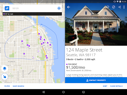 Apartments & Rentals - Zillow- screenshot thumbnail