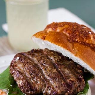 Sassy Blue Cheese Burgers