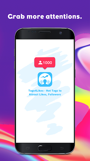 Tags4Likes - Hot Tags to Attract Likes, Followers for PC