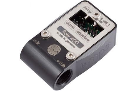 AquaComputer strømningsensor mps flow 400