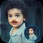 Man Mustache Photo Editor icon