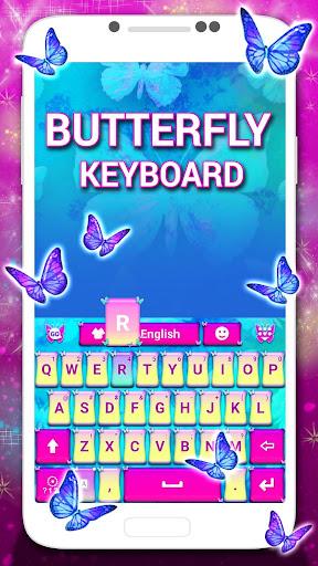 玩免費娛樂APP|下載バタフライキーボード app不用錢|硬是要APP