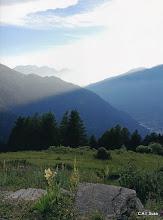 Photo: Silvia Passarella - Inizio giornata - Montagne Seu , Salbertrand