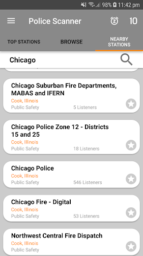 Download Police Scanner APK latest version App by Fonts for