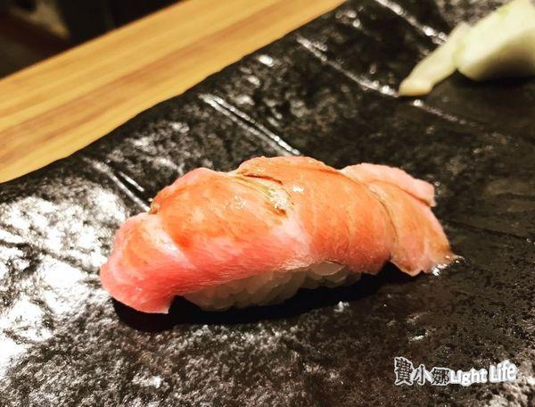 禾莊~板前長細心捏製 每貫壽司都是幸福