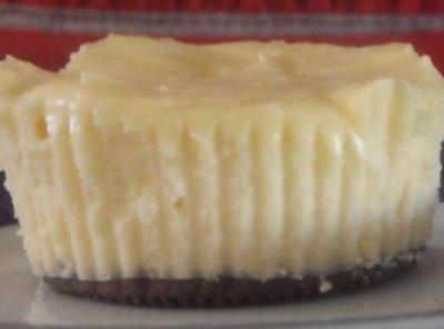 Auntie Em's Cheese Cupcakes Recipe