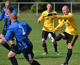 Photo: 03/09/11 v Bilborough Pelican (Central Midlands League South Division) 1-1 - contributed by Andy Gallon