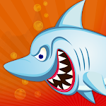 Shark Games: Hungry Dash HD Icon