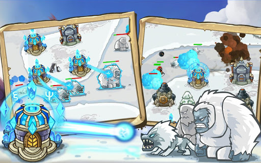 Tower Clash TD screenshot 13