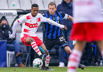 Standard zit met Club Brugge rond de tafel, maar... Luiks goudhaantje zal niét in blauw en zwart voetballen