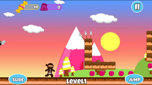 ninja run screenshot 3