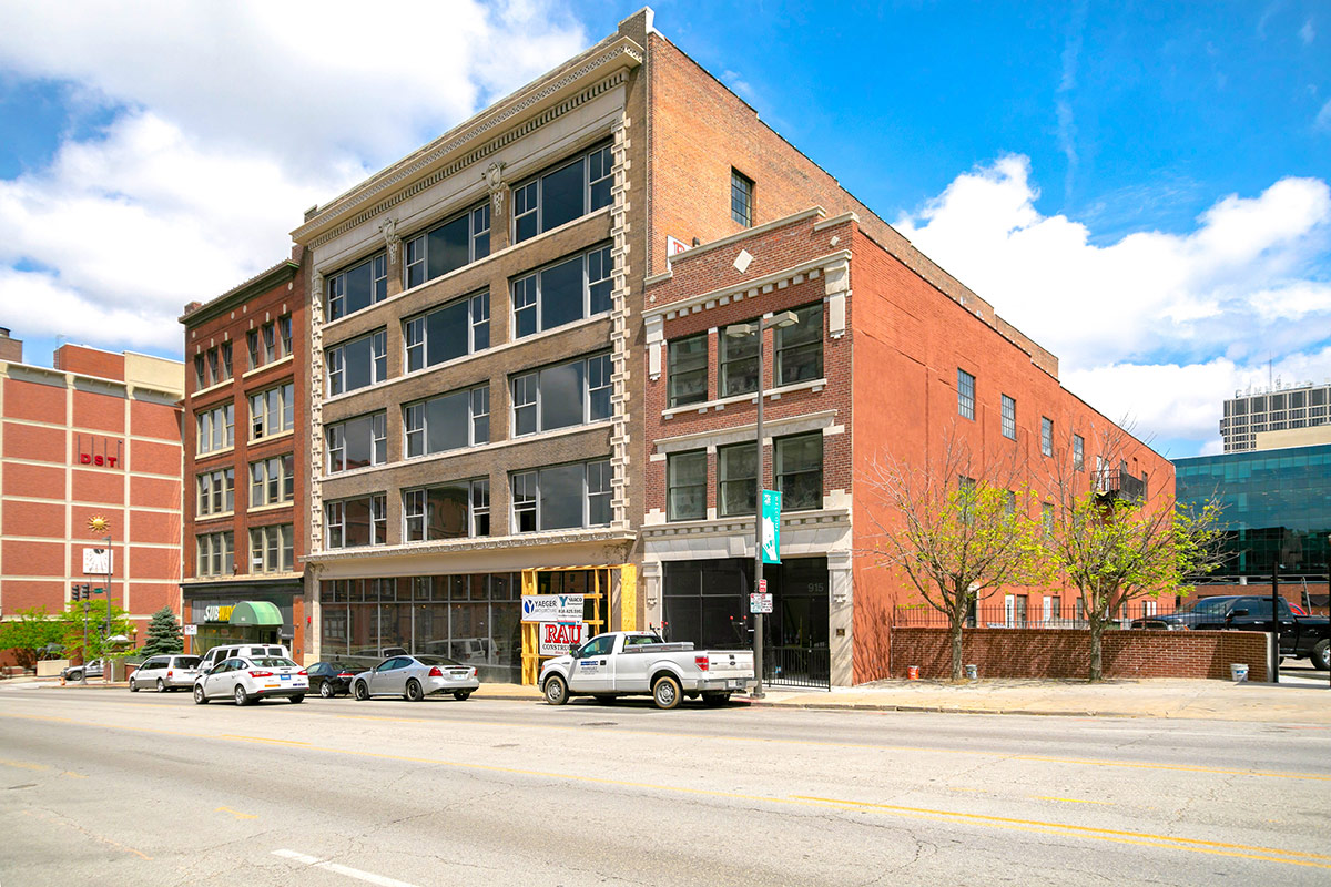 915 Broadway Apartments in Kansas City, Missouri | The ...